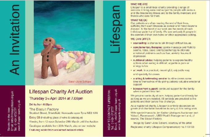 Life Span Art Auction